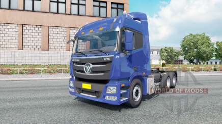 Foton Auman GƬL 2012 for Euro Truck Simulator 2