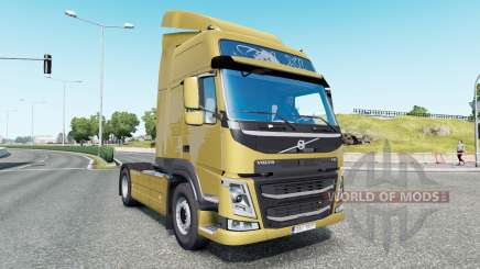 Volvo FM 410 Globetrotter LXL cab 2013 for Euro Truck Simulator 2