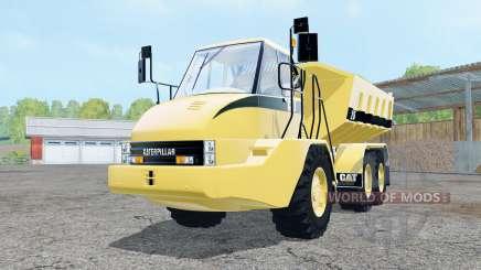 Caterpillar 725 for Farming Simulator 2015