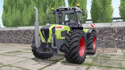 Claas Xerion 3800 Trac VC for Farming Simulator 2017