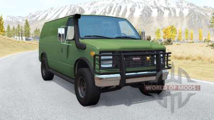 Gavril H-Series 1983 for BeamNG Drive
