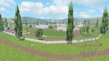 Sovkhoz Zarya for Farming Simulator 2017