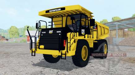 Caterpillar 773Ǥ for Farming Simulator 2015