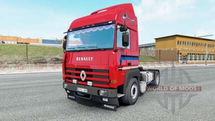 Renault R 340ti Major 1990 for Euro Truck Simulator 2