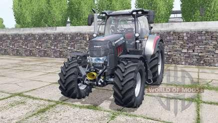 Case IH Puma 175 CVX for Farming Simulator 2017