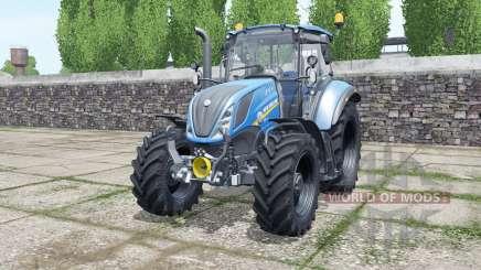 New Holland T5.165 for Farming Simulator 2017