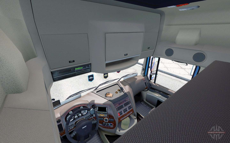 Setting the seat v2 2 for Euro Truck Simulator 2