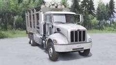 Peterbilt 330 6x4 v2.0 for Spin Tires