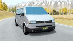 Volkswagen Transporter (T4) for BeamNG Drive