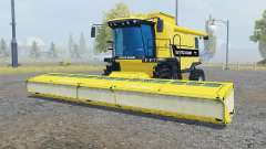 Deutz-Fahr 7545 RTS soft yellow for Farming Simulator 2013