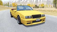Bruckell LeGran coupe & convertible v2.0.1 for BeamNG Drive