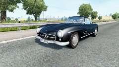 Classic cars for traffic v2.5 for Euro Truck Simulator 2