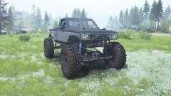 Ford Ranger 1982 TTC for MudRunner