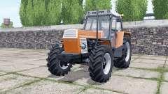 Zetor 12045 Crystal color configurations for Farming Simulator 2017