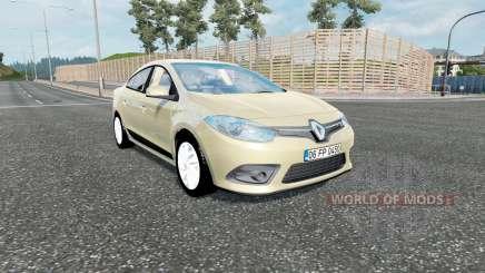 Renault Fluence 2012 for Euro Truck Simulator 2