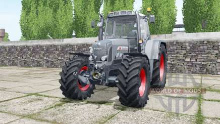 Fendt 818 Vario TMS front loader console for Farming Simulator 2017