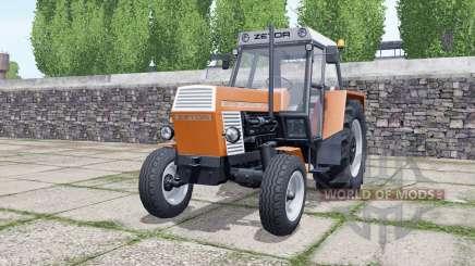Zetor 12011 Crystal engine configuration for Farming Simulator 2017