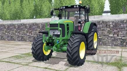 John Deere 7430 Premium more configurations for Farming Simulator 2017