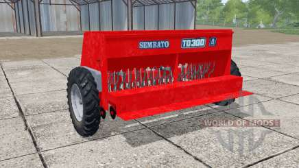 Semeato TD 300 for Farming Simulator 2017
