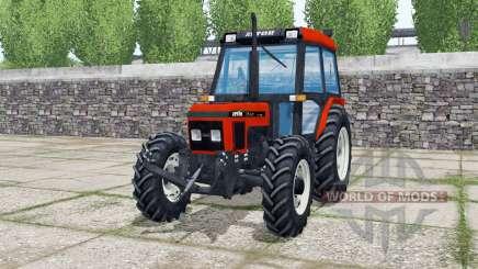Zetor 7340 Turbo 1995 for Farming Simulator 2017