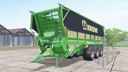 Krone TX 560 D lime green for Farming Simulator 2017
