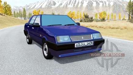 Lada Samara (VAZ 21099) for BeamNG Drive