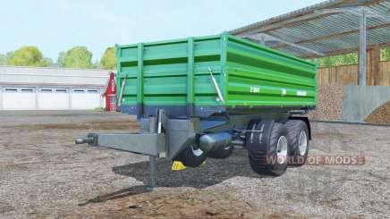Brantner TA 14045 XXL for Farming Simulator 2015