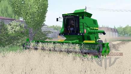 John Deere 1550 crawler modules for Farming Simulator 2017