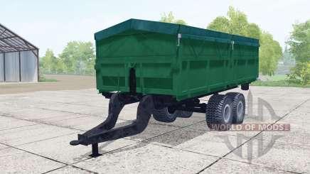 2ПТС-9 dark green for Farming Simulator 2017