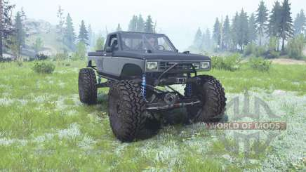 Ford Ranger 1982 TTC for MudRunner