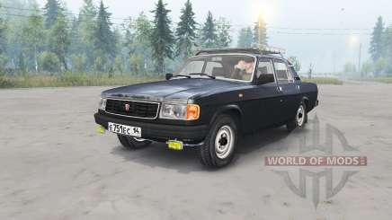 GAZ-31029 Волгᶏ for Spin Tires