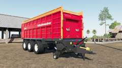 Schuitemaker Rapide 8400W self loading wagon for Farming Simulator 2017